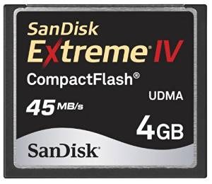 Get Quotations SanDisk 4GB Extreme IV