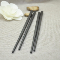 japanese fancy style wedding gift tensoge nail japanese chopsticks custom printed natural wooden blue dots sushi chopsticks