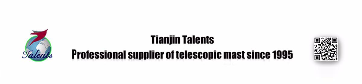 Tianjin Talents International Trade Co , Ltd  - telescopic