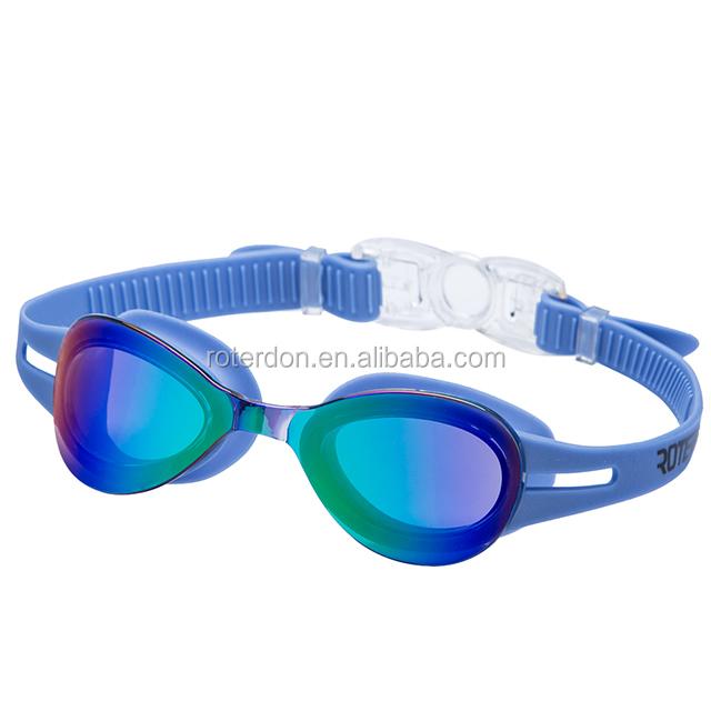 86d21d3eefcb4 Crianças nadam óculos de proteção para crianças nadar natação óculos de  segurança por atacado Roterdon