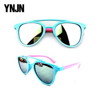 0a0cc60b358a Оптовая продажа Детские очки taizhou YNJN милый мультфильм медведь уши  uv400 детские солнцезащитные очки