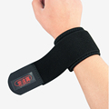 Professional Adjustable Sports Gym Elastic Stretchy Wristband Wrist Joint Brace Support Wrap Strap Band Guard Protector