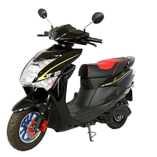 Reliable 2000W Disk Brake Electric Motorcycle