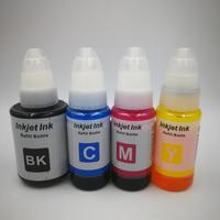 factory price refill dye ink GI490 dye ink Compatible for canon G1400/ G2400