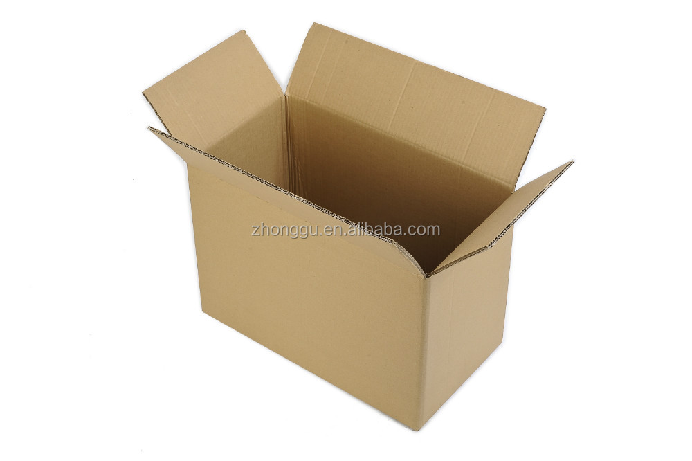 Home Appliance Industrial Use and Corrugated Board Paper Type corrugated box