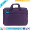 New Design Polyester Messenger Notebook Briefcase Laptop Bag Wholesale