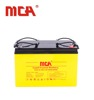 Top sale euro solar panel dry cell battery 12v 100ah