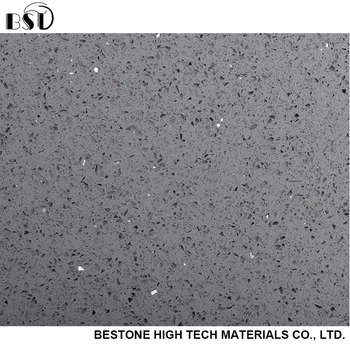 Crystal Grey Quartz Light Stone