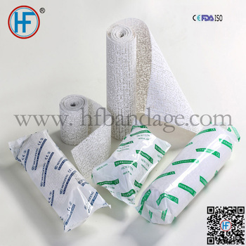 Pop Bandage (plaster Of Paris Bandage) Manufacture