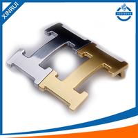 2016 top quanlity unique zinc alloy metal safety belt buckle