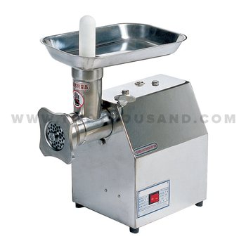TJ12F 120Kg Per Hour CE Stainless Steel Countertop Meat Mixer Mincer