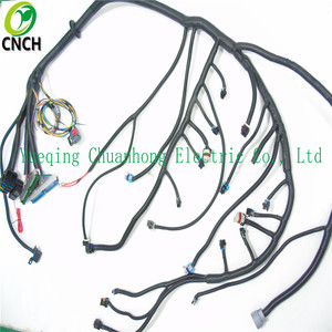 Standalone Wiring Harness with 4L60E or 4l80E Transmission and Electronic Throttle Body for 2003 - 2007 Vortec DBW