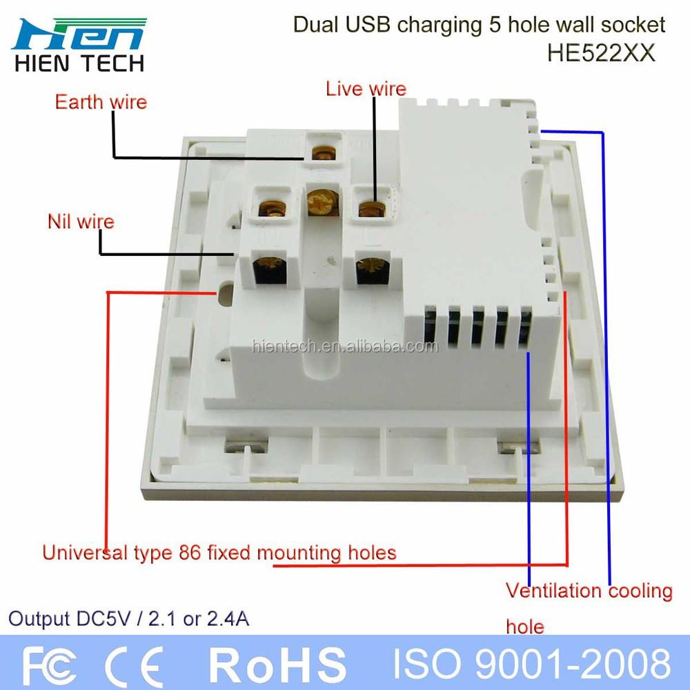 Wire Double Light Switch - Merzie.net