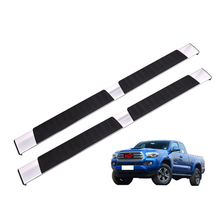Wholesale Manufacturers for Toyota Tacoma Running Boards Side Steps Nerf Bar 2016 2017 2018 2019