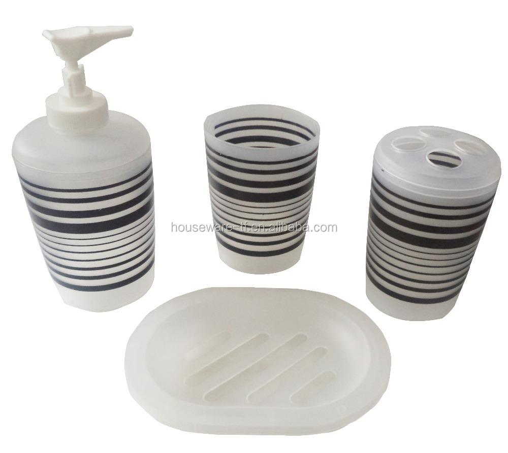 Elegant Bathroom Accessories Sets: Wholesale Bathroom Accessories Set Elegant