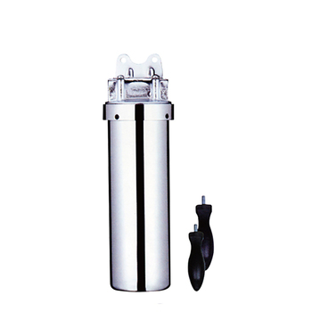 Household Water Filtration Stainless Water Filter Housing