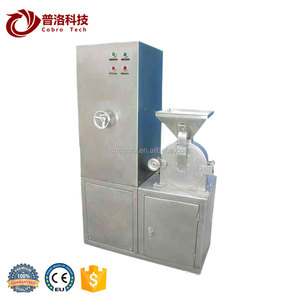 Food Grade Grinding Machine Super Fine Pulverizer For Chickpea