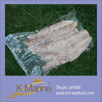 Fish seafood frozen fresh yellowfin tuna loin