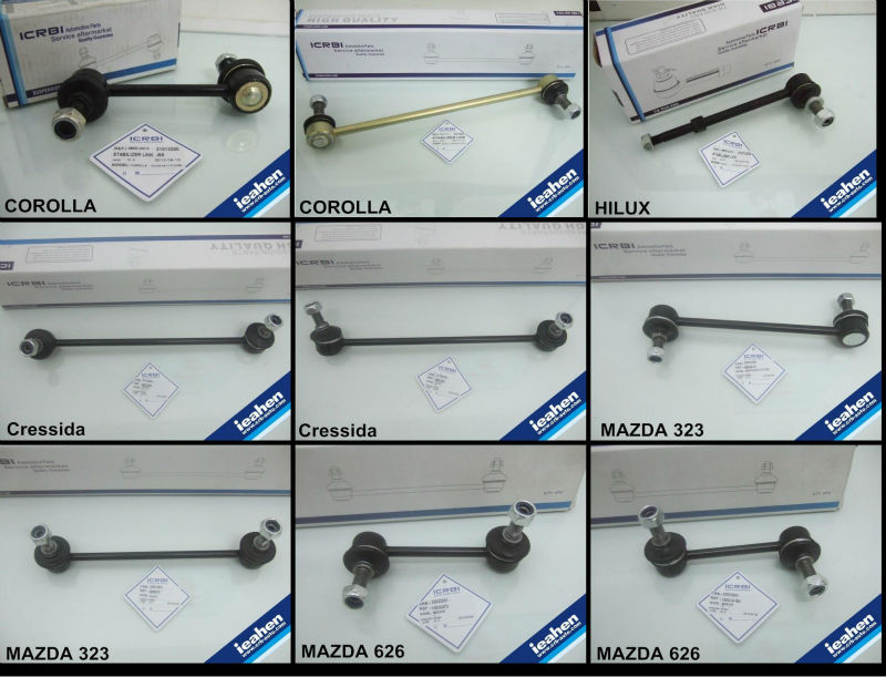 Auto Chassis Parts Suspension System Stabilizer Link OE:KGA2A-34-150A For Mazda Eunos 500 92-