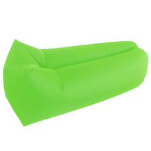 Summer Inflating Beach Lounger