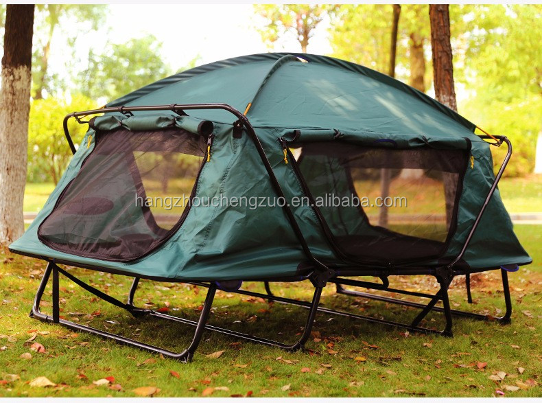 Hot Sale Automatic Smart Tent Off Ground Tent Above Ground WaterProof C&ing Bed TentCZ & Hot Sale Automatic Smart Tent Off Ground Tent Above Ground ...
