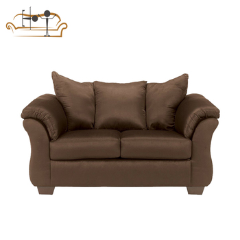 Pleasing Amazon Hot Sale Products Japanese Living Room Fireproof Fabric 2 Seat Sofa Round Couches Buy Round Couch Living Room Elegant Couches Japanese Couch Theyellowbook Wood Chair Design Ideas Theyellowbookinfo