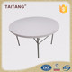 Cheaper price cheap round folding training table