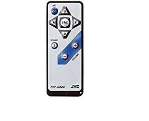 JVC RM-RK60 car radio Wireless Remote Control