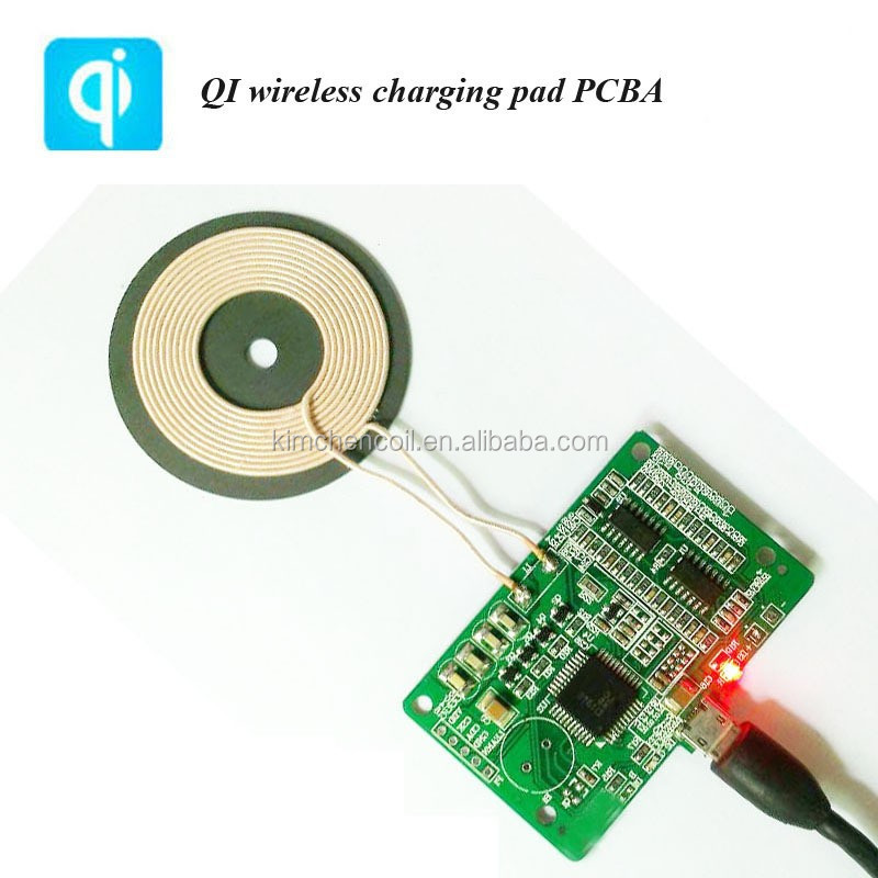 wireless charging accessory qi wireless charger pcba sample wireless charging circuit board with. Black Bedroom Furniture Sets. Home Design Ideas