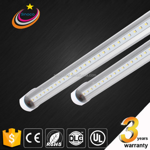 Hot sale 18w t8 led tube 1.2m hot jizz tube with UL cUL DLC CE ROHS certification