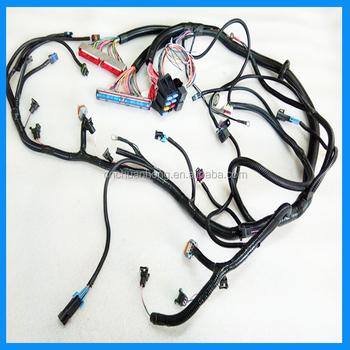 ls1 ls65 7l standalone wiring harness w 4l60e transmission buy ls1 1997 camaro lt1 wiring harness ls1 ls65 7l standalone wiring harness w 4l60e transmission