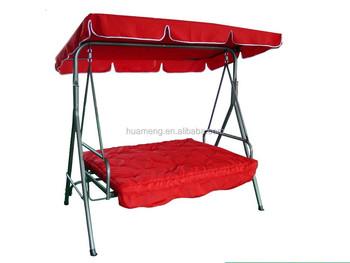 Outdoor Patio Free Standing Canopy Hammock Sun Bed