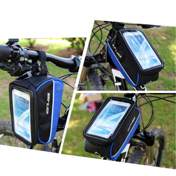 Gub 909 New Arrival Water Proof Bike Frame Bag,Bicycle Top Tube Bag ...