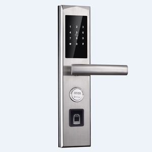 Wifi APP Remote Control RFID Biometric Fingerprint Electronic Door Lock System