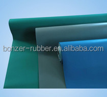 Neoprene rubber sheet fabric for shoe sole