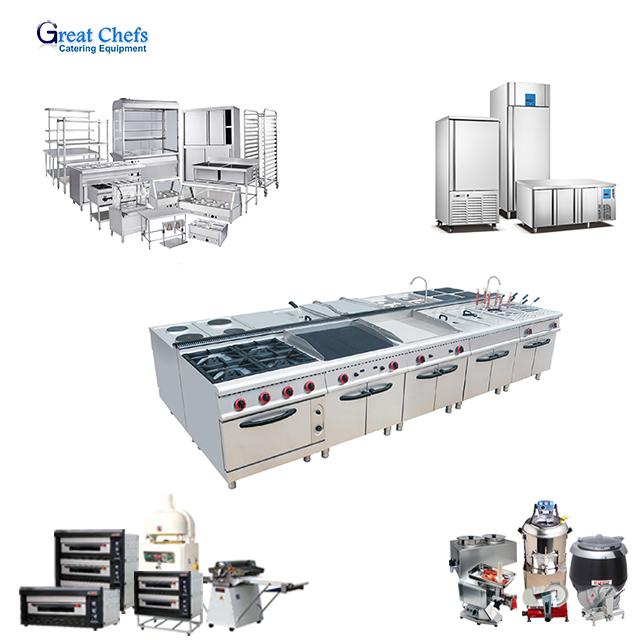 5 Star Hotel Kitchen Equipment List - Buy 5 Star Hotel Kitchen ...