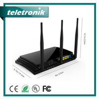 High Speed 300Mbps Wireless Wifi Router No Password Hack 192.168.1.1