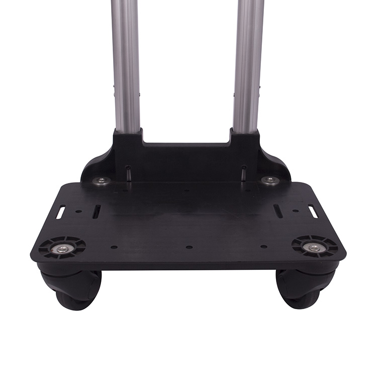 Durable trolley luggage handle