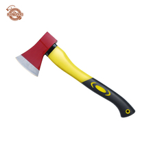 500g Hand tools Russian Fiberglass Handle Meat Axe
