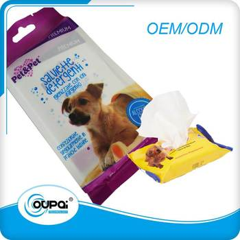 Top Antibacterial Homemade Dog Paw Wipes, Pet Paw & Eye Wipes