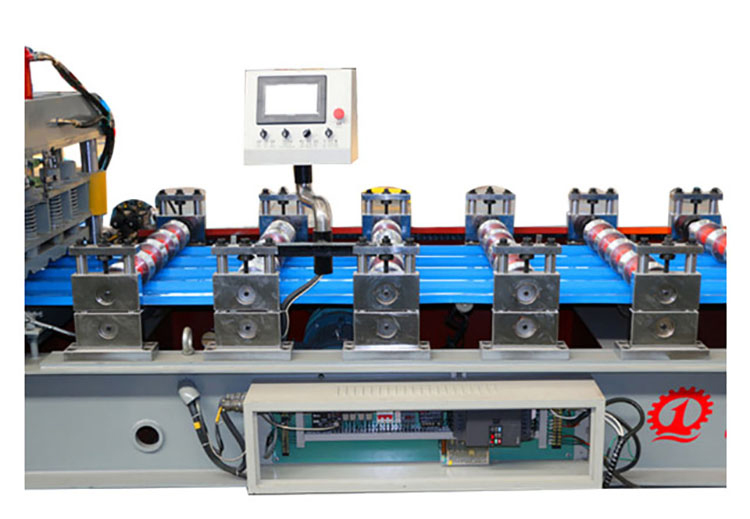 Automatic Roofing Sheet Roll Forming Machine Prices in Botou Hebei