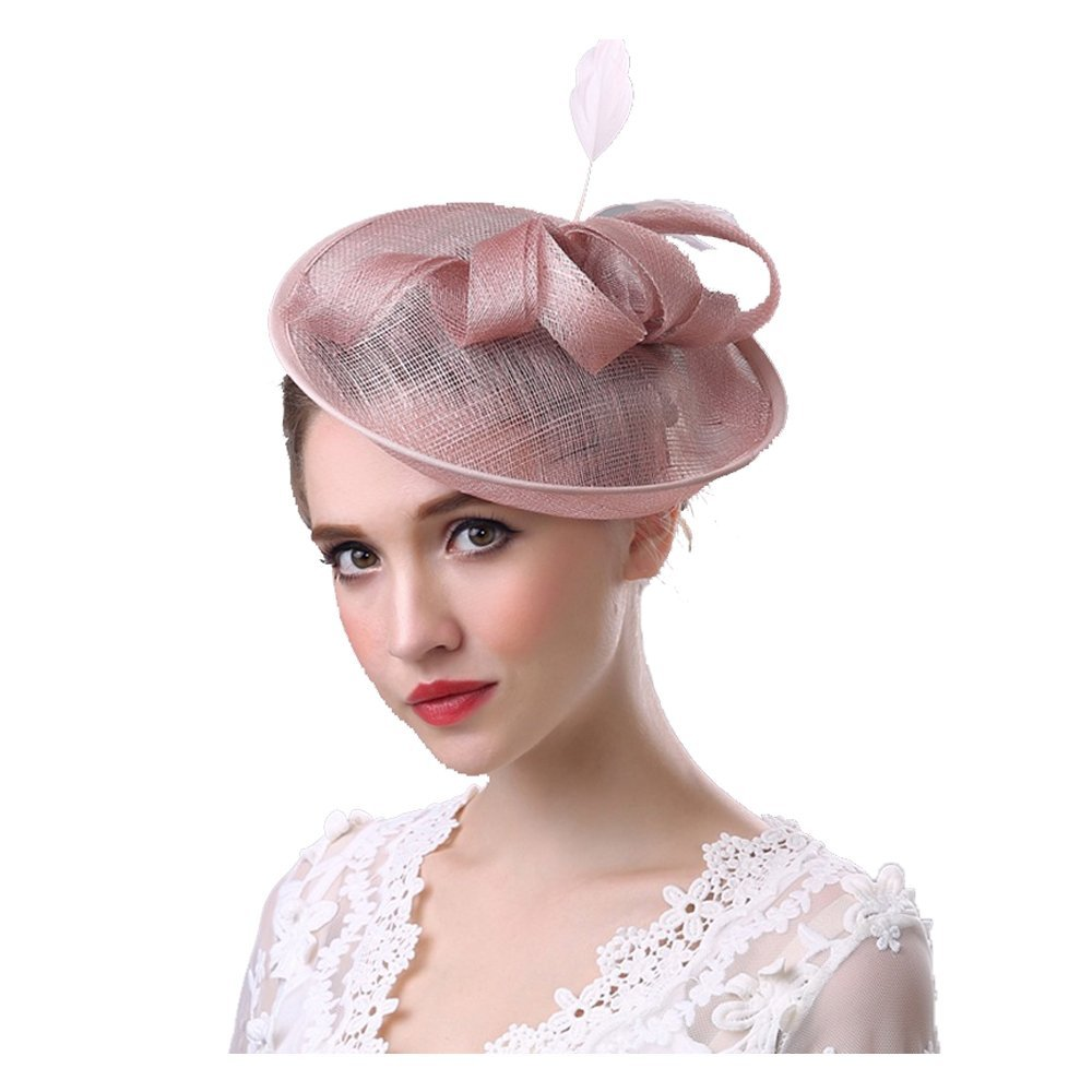Get Quotations · VKFashion Fascinator dbcd3c1e14e3