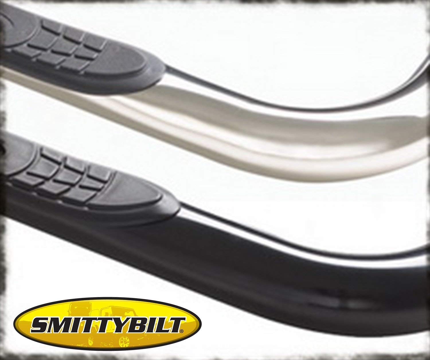 Sure Step Side Bar FITS - 2009 2010 2011 2012 2013 2014 2015 2016-1500, 2500, 3500, Dodge, Ram, Ram 1500, Ram 2500, Ram 3500 (S/B-VEQ-555) - Brightt