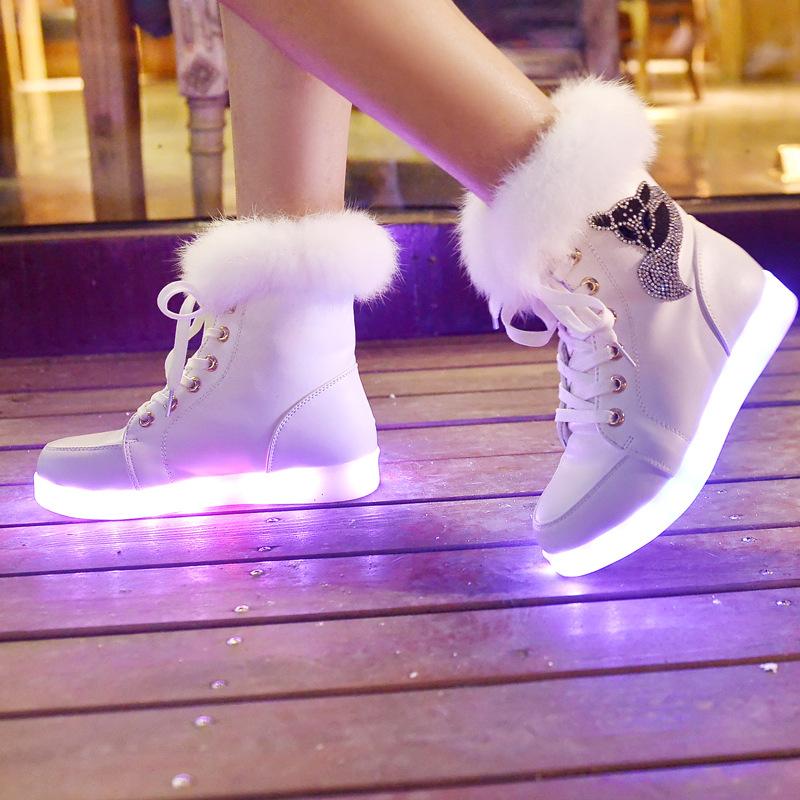 Ubs White Shoe