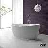 white stone acrylic bathtub for disabled with door