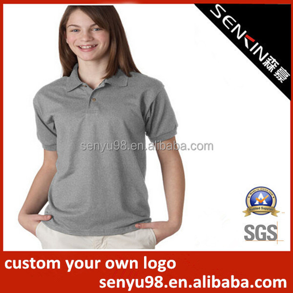 High Quality Girls School Uniforms,School Uniform Polo Shirts Design