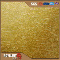 pvdf surface treatment and outdoor usage alumimium composit panel/ACP