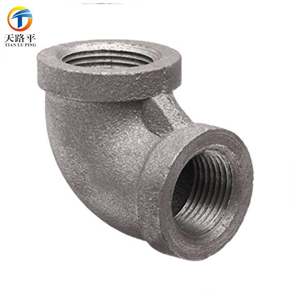 OEM sand casting ductile iron pipe <strong>fittings</strong>