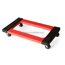 Garden tool plastic moving dolly