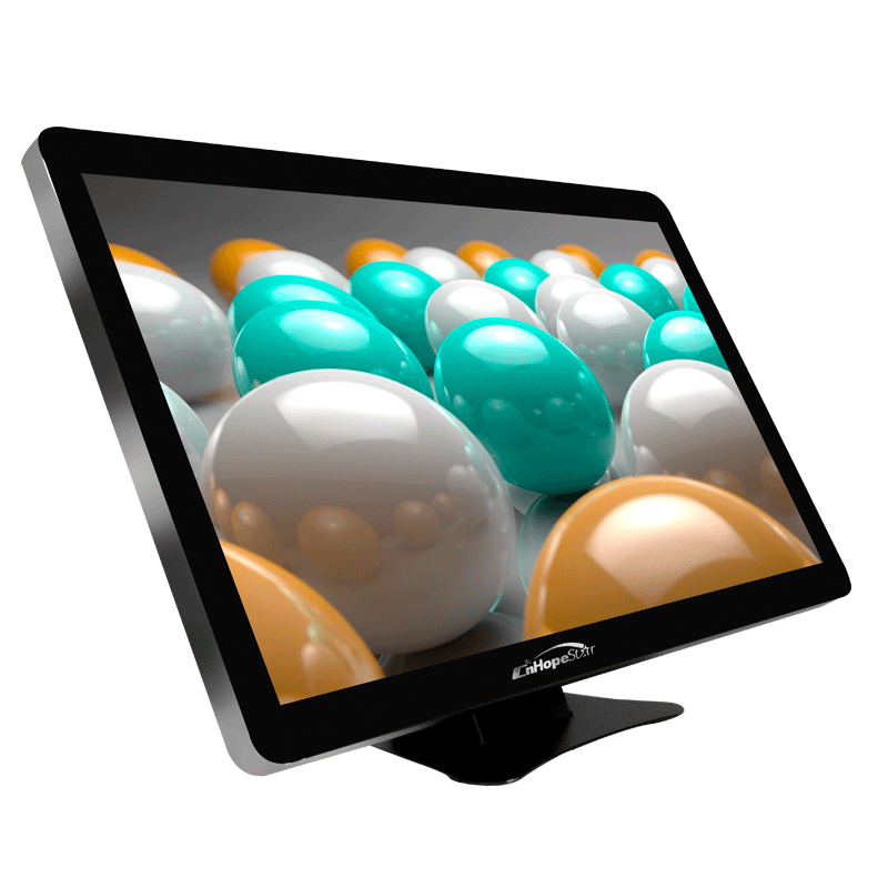 wall mount 21.5 inch core i3 all in one pc